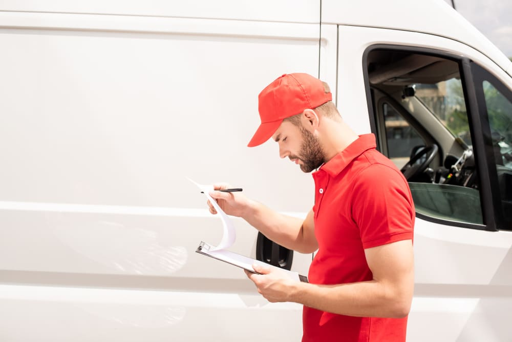 Get a quote for man and van in London